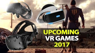 20 awesome upcoming vr games 2017   htc vive oculus rift psvr march december