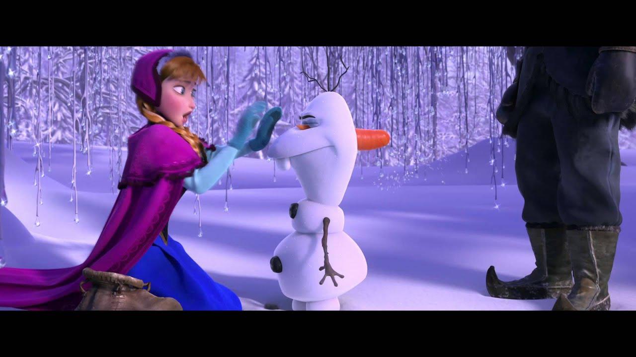 Disney's Frozen - Happy New Year!