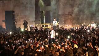 Coldplay - Something just like this (Live at The Citadel, Amman) - Nov 2019