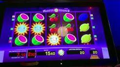 Casino Start , Merkur Magnus , Blazing Star !!! Sehen wir 5 Sonnen ???