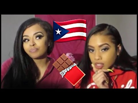 Puerto rican men dating black women