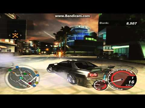 Need For Speed Underground 2 Fail Drive Last Race !