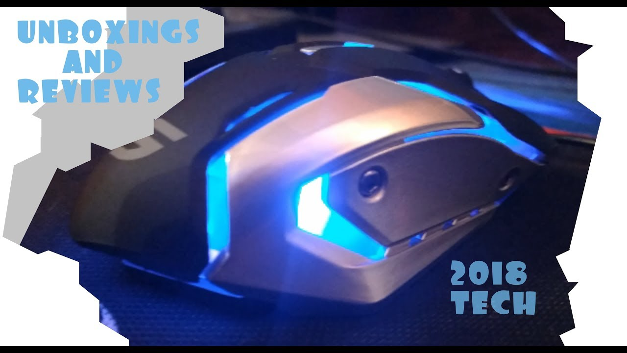 6bef1a936e2 Best Gaming Mouse Ever for $7.99! - YouTube