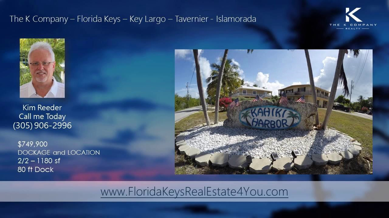 Plantation Key, FL Waterfront Homes For Sale - YouTube