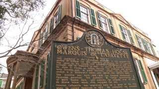 Saving Savannah:  Historic Preservation