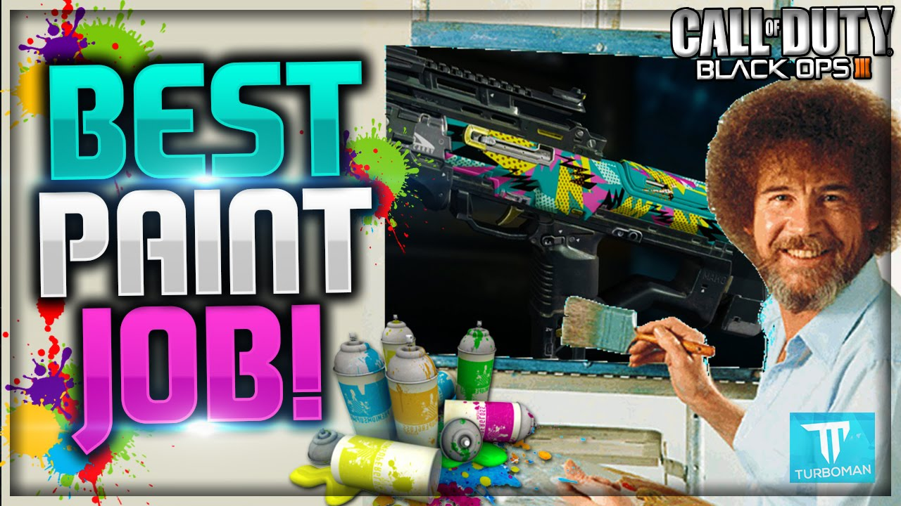 best paint shop camo in black ops cod bo best paint jobs cod bo3 best paint jobs custom camo design