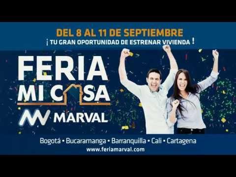 Feria 'Mi Casa Marval': Gran Oportunidad De Estrenar Vivienda