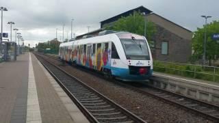 Harz Elbe Express (Ex Ola 706)