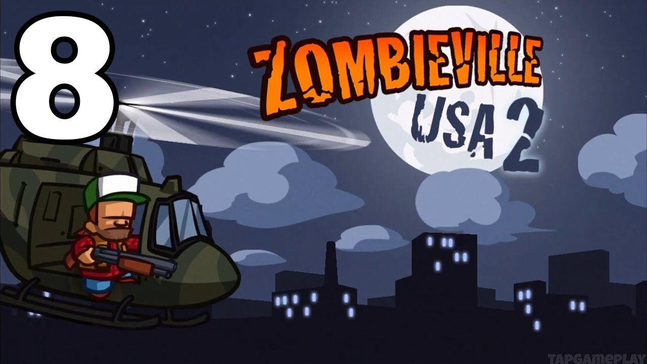 Enjoy Zombieville USA 2 Gameplay