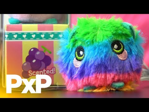Collect Pocket-Sized Squishy Plush with Micro Squeezamals! | A Toy Insider Play by Play