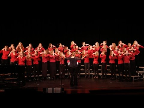 Hamburg Girls' Choir in Oman