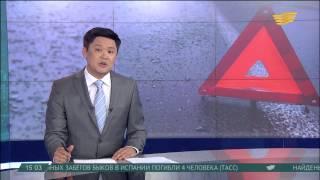В ДТП в Алматинской области погибли 6 человек
