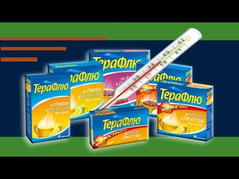 Терафлю или Парацетамол?