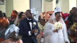 Nigeria best white wedding video..Oroma & Patrick....
