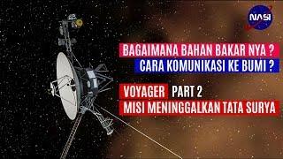 Lanjutan ! Voyager : Mengenal Voyager Lebih Detail   Part 2