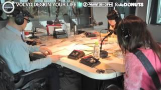 渡辺祐と秀島史香がナビゲートするJ-WAVE「RADIO DONUTS」内 プログラム...