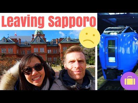 Leaving Sapporo | Japan 2016 | Episode 6
