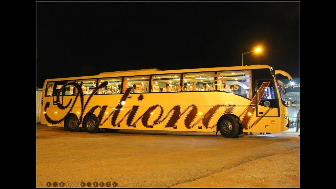 National Travels Chandini Volvo B11r I Shift