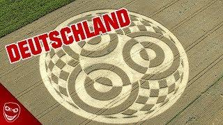 Das gruselige Geheimnis der Kornkreise! Kornkreise in Deutschland!