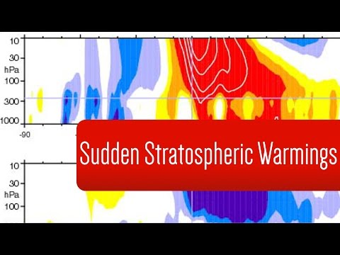 Sudden Stratospheric Warmings - Crash Course #5