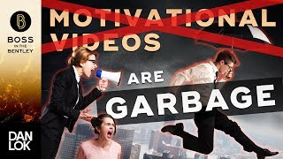 Why Motivational Videos Don't Work