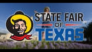 The Sounds of the Texas State Fair