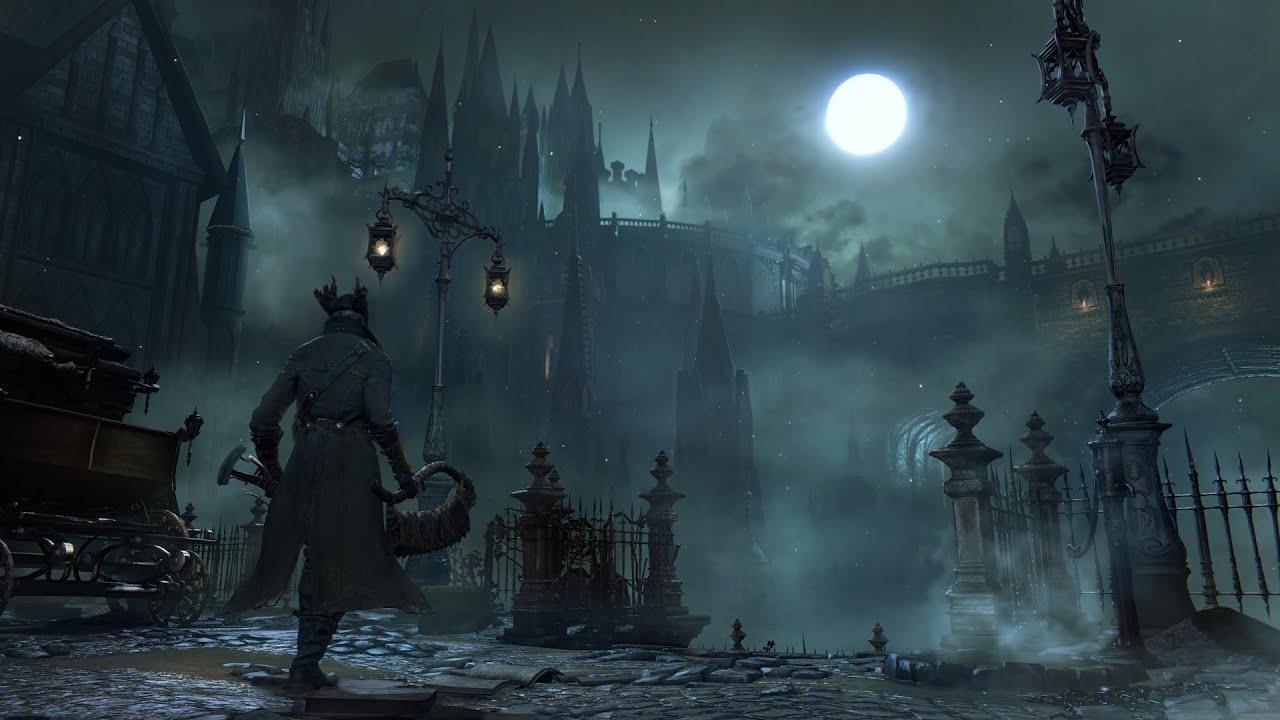 Sudah Menjajal Games Bloodborne? Sangat Menarik Lho ternyata 2