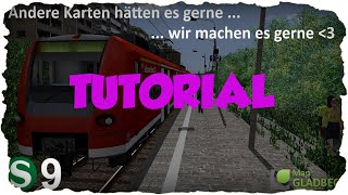 Tutorial: So funktioniert die S-Bahn in Gladbeck V6 [GER] [HD]