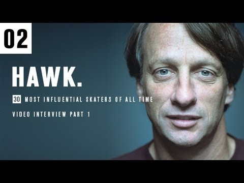 30th Anniversary Interviews Tony Hawk Part 1 - TransWorld SKATEboarding