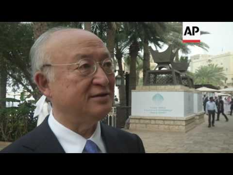 IAEA chief: no contact with Trump over Iran deal