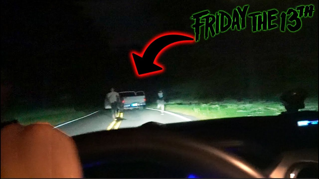 Download Friday the 13th on CLINTON ROAD... CHASED by Ghost Trucks!