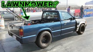 """Download Turbo Pickup """"Mows Down"""" the 1/4 Mile! Mp3 and Videos"""