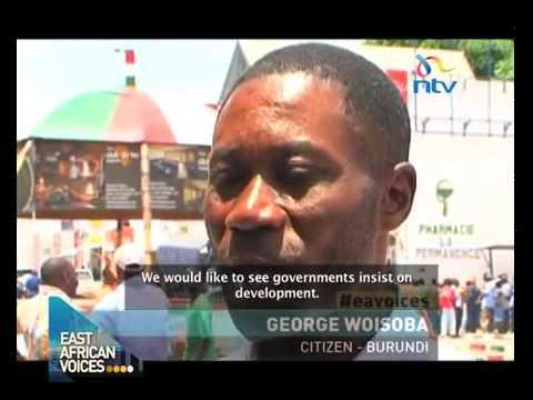 East African Voices Episode 09  CIitizen Participation