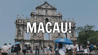 VLOG: BOYS OVER FLOWERS FEELS IN MACAU! 🇲🇴 | SEPTEMBER 2016