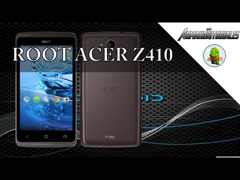 [1/9]Root acer liquid z410(king Root)