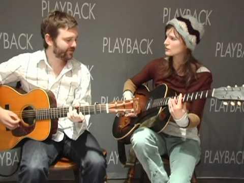 Devon Sproule- Old Virginia Block - Live @ ASCAP