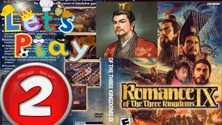 Romance of The Three Kingdoms IX Let