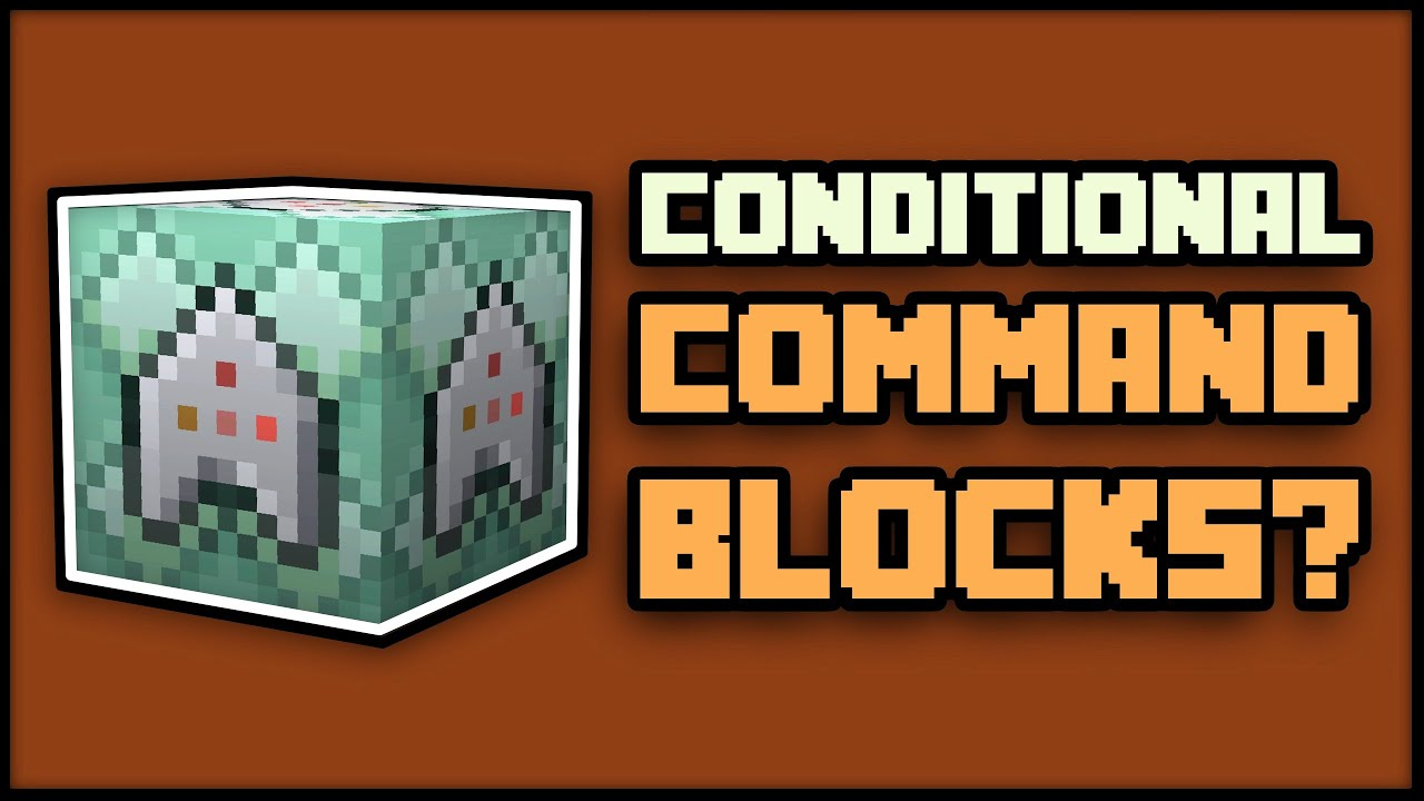 How do Conditional Command Blocks work in Minecraft 1.15? [Tutorial]