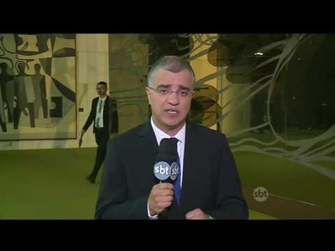 Michel Temer reage à acusação de Sérgio Machado