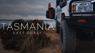 TASMANIA | East Coast Tassie Camping Adventure - Troopy Travel