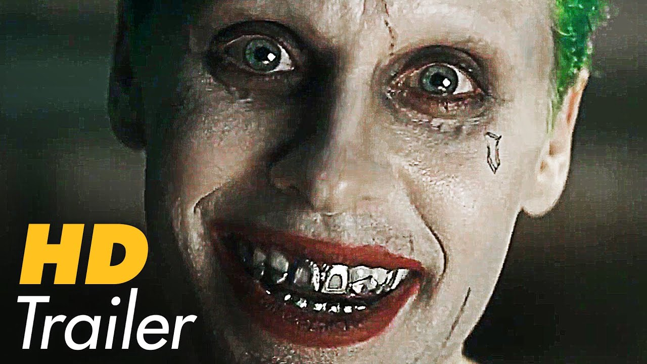 Suicide Squad Trailer German Deutsch 2016 Youtube