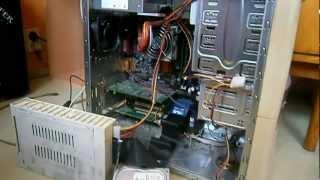 PC které bylo po smrti se podařilo opravit :)
