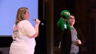 The Power of Puppetry: Cameron Garrity at TEDxBuffalo