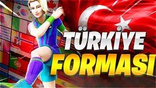 TÜRKİYE FORMASI (Türkçe Fortnite)