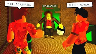 Eu salvei Bloxburg de Chemical U.. O final vai CHOCÁ-lo! Roblox
