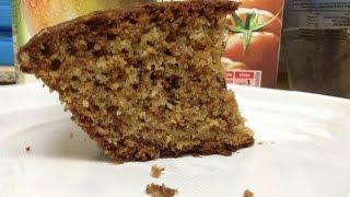 Банановый кекс по рецепту рукодельницы Киры. Step by step Banana cake from Kira