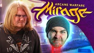 Mirage Arcane Warfare - FLOATING HEAD