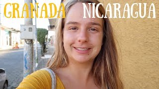 visiting Granada, Nicaragua!
