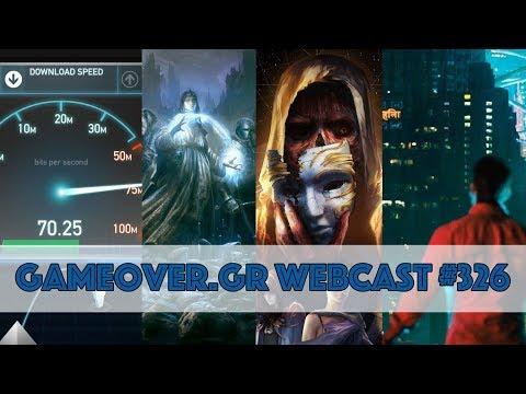 GameOver Webcast #326