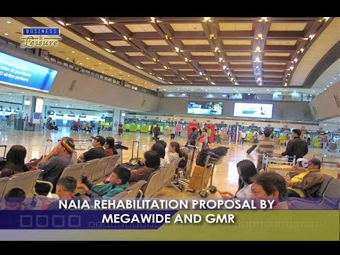NAIA Rehabilitation Proposal by Megawide and GMR   Bizwatch